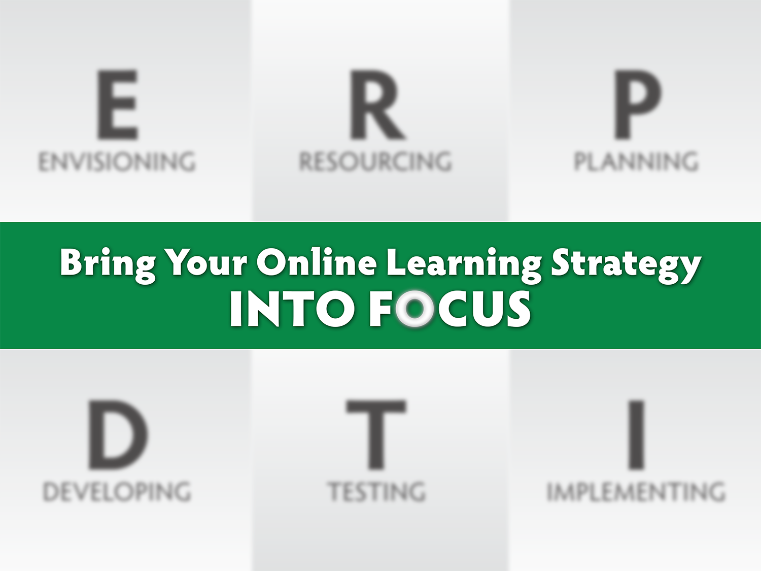 Online Learning Strategy