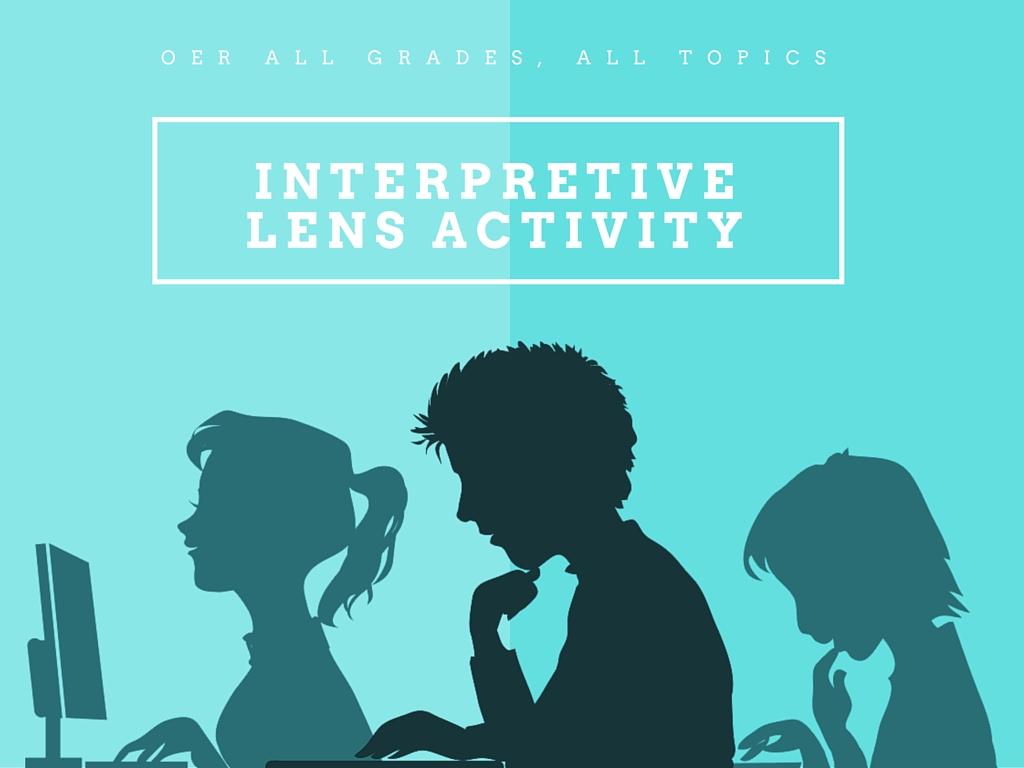 Interpretive Lens Activity