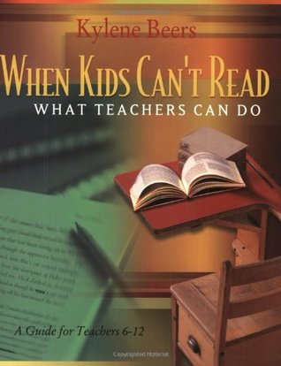book cover when kids can't read