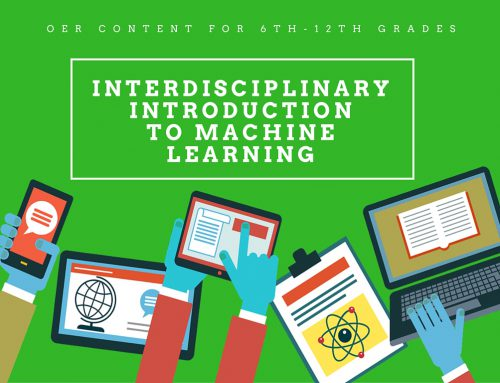 Machine Learning: Interdisciplinary Curriculum Content