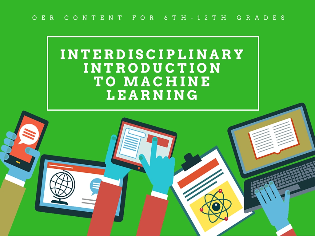 OER Content Machine Learning