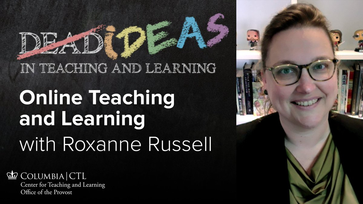 Online Teaching Learning Roxanne Russell