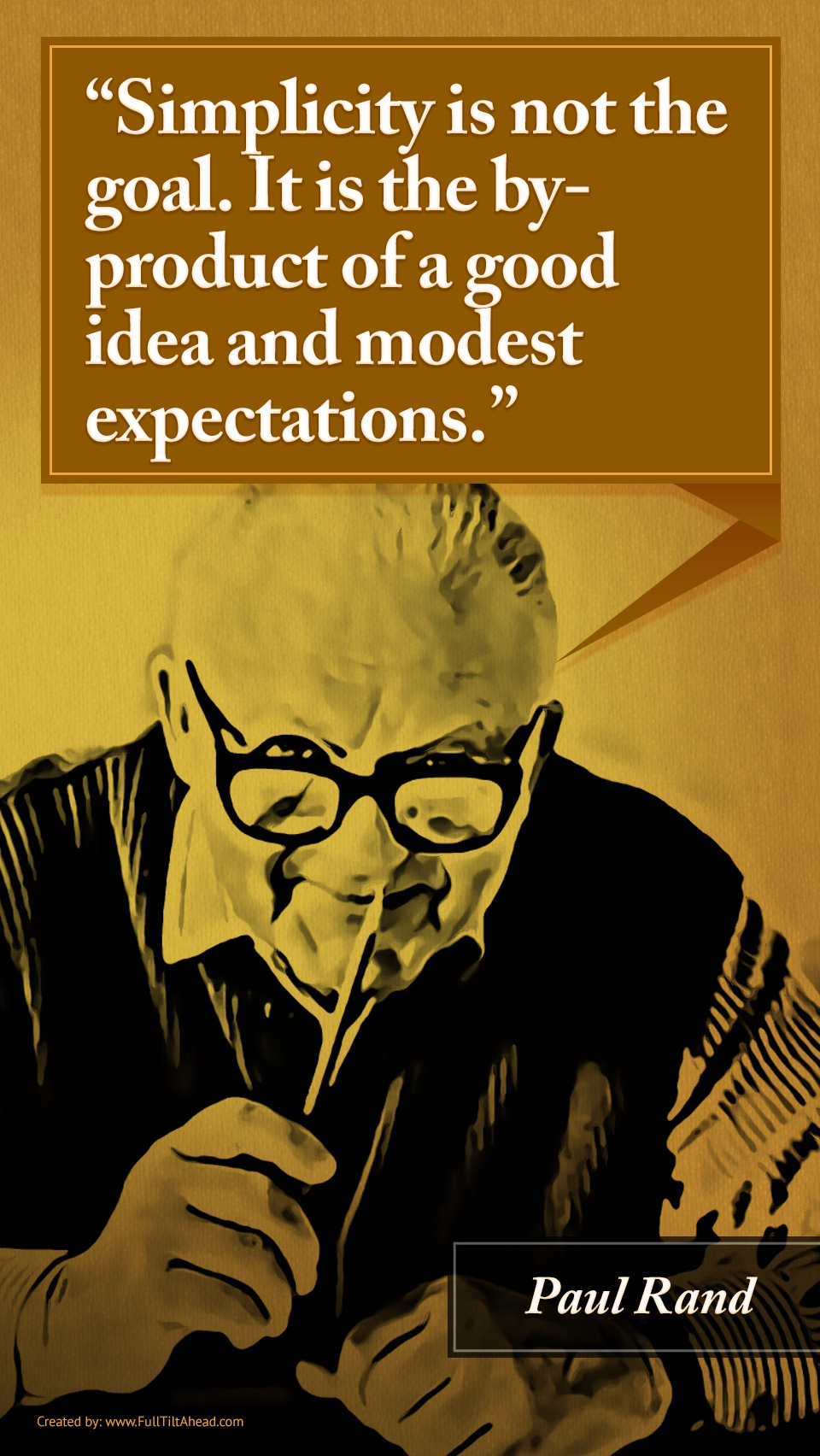 Paul Rand Quote