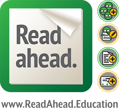 Read Ahead Literacy Academic Software