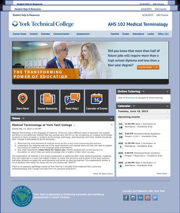 York Tech